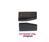 10PCS Original AuOriginal Carbon Car Key Chip Pcf7939VA pcf7939 ID49 Chip for Toyota / Daihatsu (HITAG Pro)