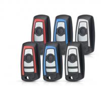 3pcs  3 button Car Key Shell Case For BMW CAS4 F 3 5 7 Series 2009 – 2016 E90 E92 E93 X5 F10 F20 F30 F40