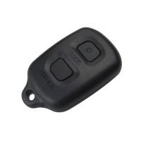 5pcs 2 button remote key shell