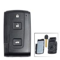 3 Button Remote Key Case