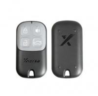 10pcs XKXH01EN Xhorse Universal Remote Key 4 Buttons for VVDI Key Tool