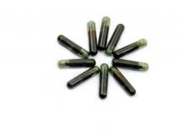 10PCS original ID48 (T6) glass transponder chip(unlocked) universal