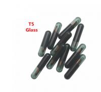 10PCS  original Transponder Chip T5 ID20 Glass auto car key chip ID20 glass chip