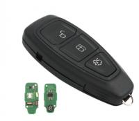 Smart Remote Key For Ford Focus C-Max Mondeo Kuga Fiesta B-Max 434/433Mhz  Keyless
