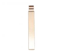 20pcs Y-15# 15# HU134 Y15 Metal Uncut Blank Flip Remote Key Blade For Kia Venga for keydiy KD xhorse VVDI JMD