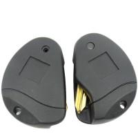 3PCS Citroen remote key blank
