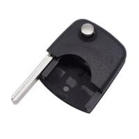 5PCS VW flip remote key head (the head is Round)