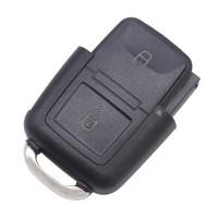 5PCS VW Passat remote key shell 2 button