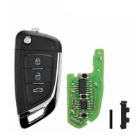 10pcs XHORSE XKKF03EN Universal Remote Key Fob K-nife Style for VVDI2 VVDI Key Tool
