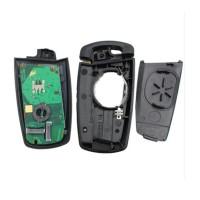 3pcs 4 Button Smart Car Remote Key Keyless car key 315/434/868Mhz 434mhz pcf7945 Chip For BMW F series FEM CAS4+System auto key