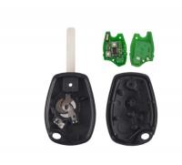 3pcs PCF7961M Remote Car Key Fob for Renault Trafic Sandero Logan Symbol Dacia Duster Logan Sandero 2012 2013 2014 2015