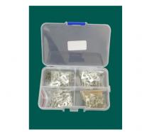 200pcs/lot Car Lock Reed HYN11 Locking Plate For Hyundai Elantra NO 1.2.3.4 Each 50PCS For Hyundai Lock Repair Kits