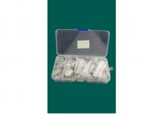 240pcs/lot VA2T Car Lock Reed Lock Plate For Peugeot Citroen Auto Key Lock Repair Accessories Brass Material + Gift Sprin