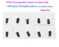 5PCS TPX5 Carbon Chip