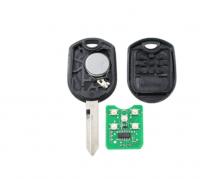 5 Button Remote Key Fob 315/433MHz for Ford Expedition Explorer Taurus Flex car key