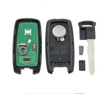 2 BUTTONS keyless entry Smart Card remote Key 315MHZ ID46 chip for Suzuki Swift SX4 Grand Vitara Uncut blade HU133