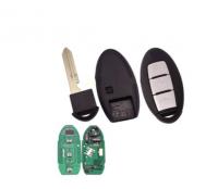 keyless go Auto Smart Key 3 button 434mhz Chip smart46-PCF7952 for nissan bluebird Car Key