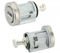 Fiat full set lock (indules ignition  lock,left door lock,right door lock)