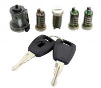 Fiat full set lock