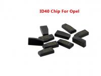 10PCS  ID40 Transponder Chip For Opel Astra Vectra Zafira Insignia Corsa Auto Key Blank Chip
