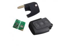 Auto key 3 buttons Flip Folding Remote key 433mhz 315mhz 4D63 chip Automobiles Key For Ford Mondeo Car Key