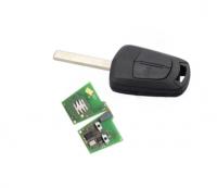 3PCS Car key 3 button Remote Key PCF7941 (Hitag 2) 434mhz for Opel Corsa D auto key