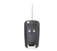 3PCS 2/3/4 Button Flip Remote Key 315MHZ ID46/7941/7937 Chip for Opel Astra J Mokka Insignia Adam Cascade Karl Zafira HU100 Uncut