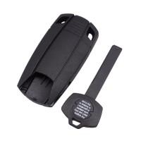 3pcs key blade for bmw cas4 F10 F20 F30 F40 5 7 Series key