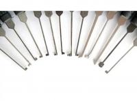 GOSO 14 Piece Dimple Lock Pick Set – Round Handle