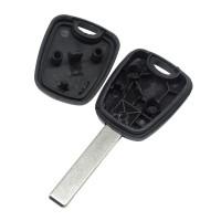 5PCS transponder key shell HU83 blade for Citroen/Peugeot