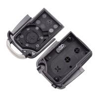 5PCS VW Passat remote key shell 3 button