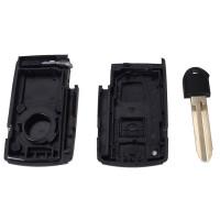 5pcs 2 Button Remote Key Case