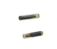 100pcs after market ID48 transponder chip Blank OEM ID-48 Transponder Chip Glass ID 48 Unlock Chip For VW Audi Honda car key