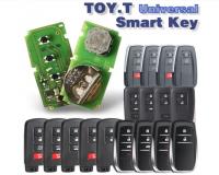 Surport 4D 8A Series for Toyota Xhorse VVDI XM Smart Key Universal Regeneral Remote Circuit Board VVDI Key Tool Plus