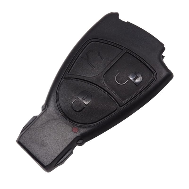 3PCS high quality 3 button remote key blank