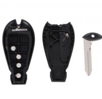 5pcs 3+1 Panic Buttons Smart Remote FOB