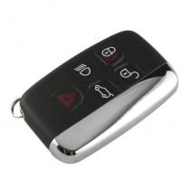 3pcs Landrover Rangrover 5 button remote key blank